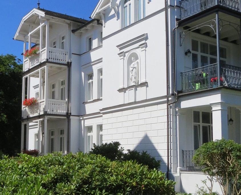 Villa in Binz auf Rügen