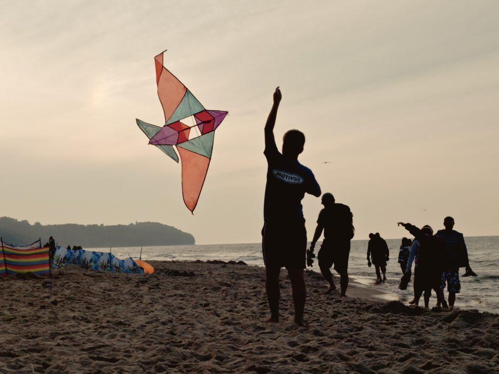 Kurzurlaub an der Ostsee mit den eigenen Kindern