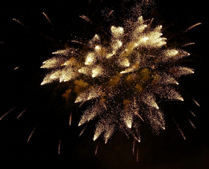 Kurzurlaub Silvester Feuerwerk