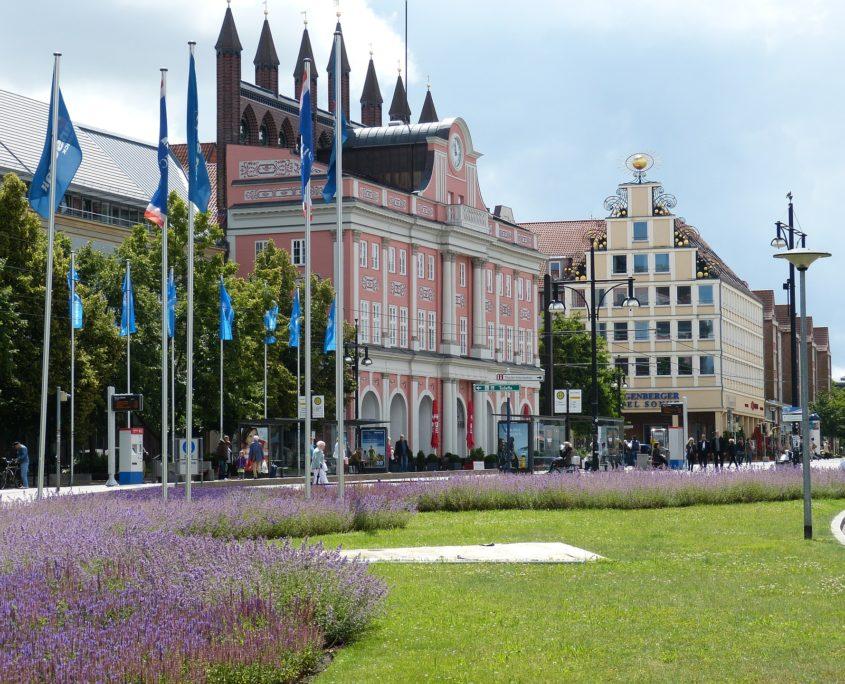 Rostock Architektur