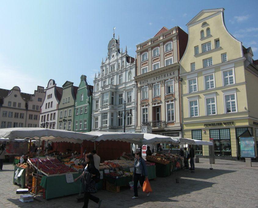Rostock Alter Marktplatz