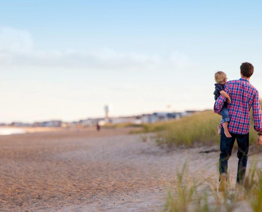Urlaub mit Kindern am Ostseestrand