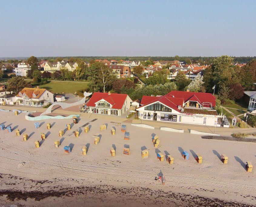Kellenhusen an der Ostsee