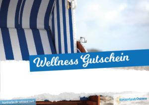 Wellness Gutschein Vorlage 3