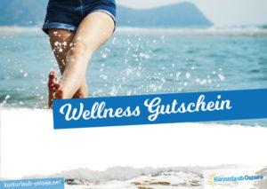 Wellness Gutschein Vorlage 5