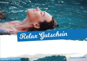 Wellness Gutschein Vorlage 7