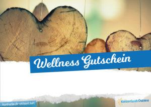 Wellness Gutschein Vorlage 9
