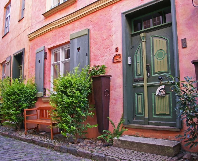 Stralsunds historische Architektur
