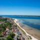 Luftaufnahmen Laboe Promenade