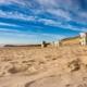 Sandstrand auf der Insel Rügen