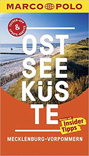 Marco Polo Reiseführer Ostseeküste / Schleswig-Holstein