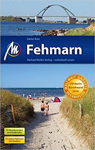 Michael Müller Verlag Reiseführer Fehmarn