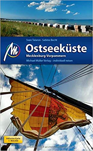Michael Müller Verlag Reiseführer Ostseeküste – Mecklenburg Vorpommern